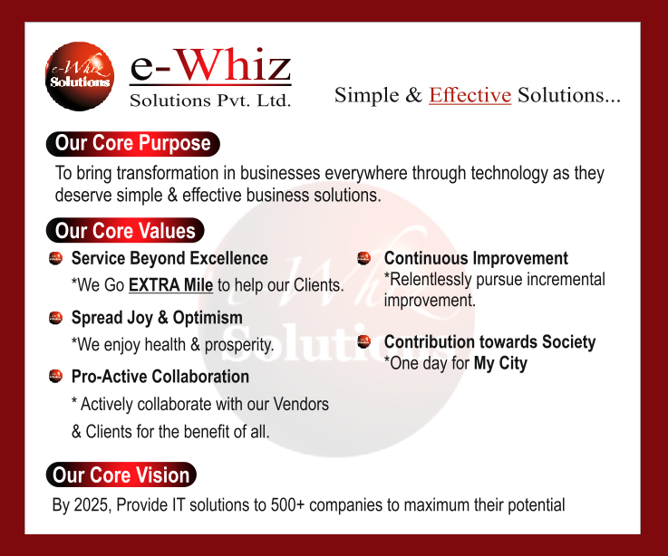 Welcome to Whiz Sales